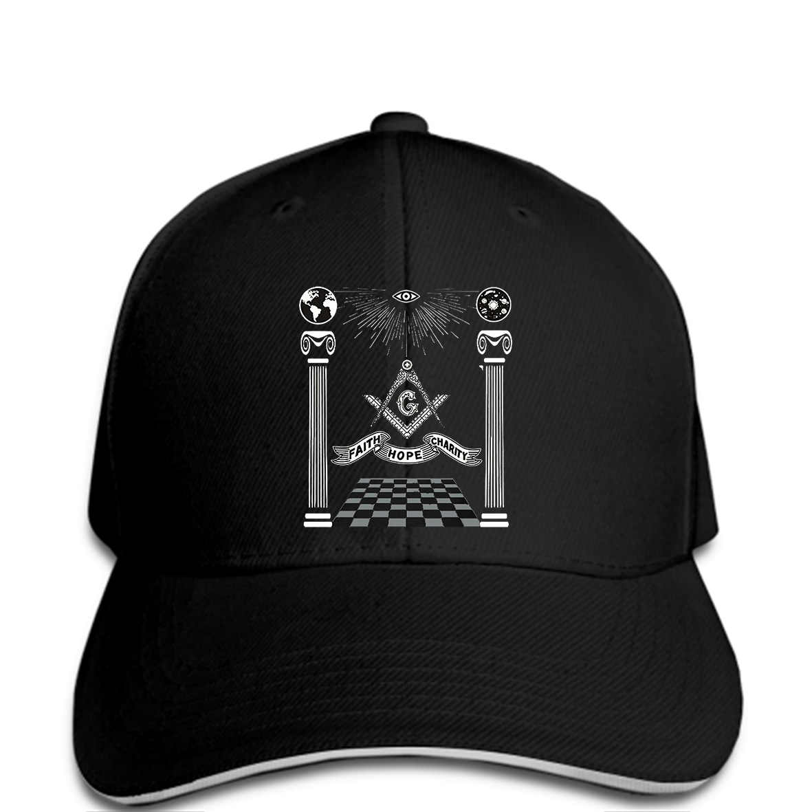 bb38e686 Detail Feedback Questions about Men Baseball cap The Masonic Store Freemason  Faith Hope Charity funny Hat novelty tsnapback women on Aliexpress.com ...