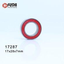 17287 нестандартные шариковые подшипники(1 шт) 17*28*7 мм