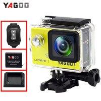 New Action Camera Yagoo7 4 K 30fps 1080 HD P Operations 60fps V Deo Esportes Helmet