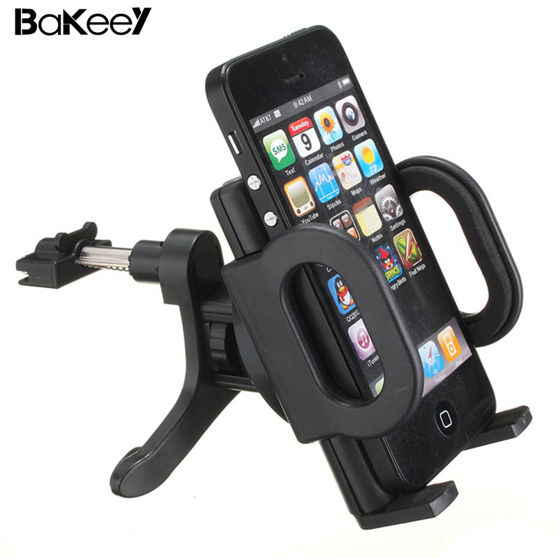 High Quality Bakeey Car Dashboard 360 rotating Holder Phone Stand Sucker Car Mobile Bracket for iPhone X for Samsung