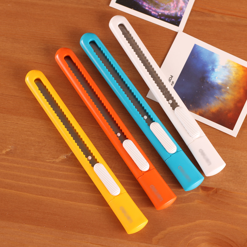 Deli 2025 Stationery Candy Multicolour Utility Knife