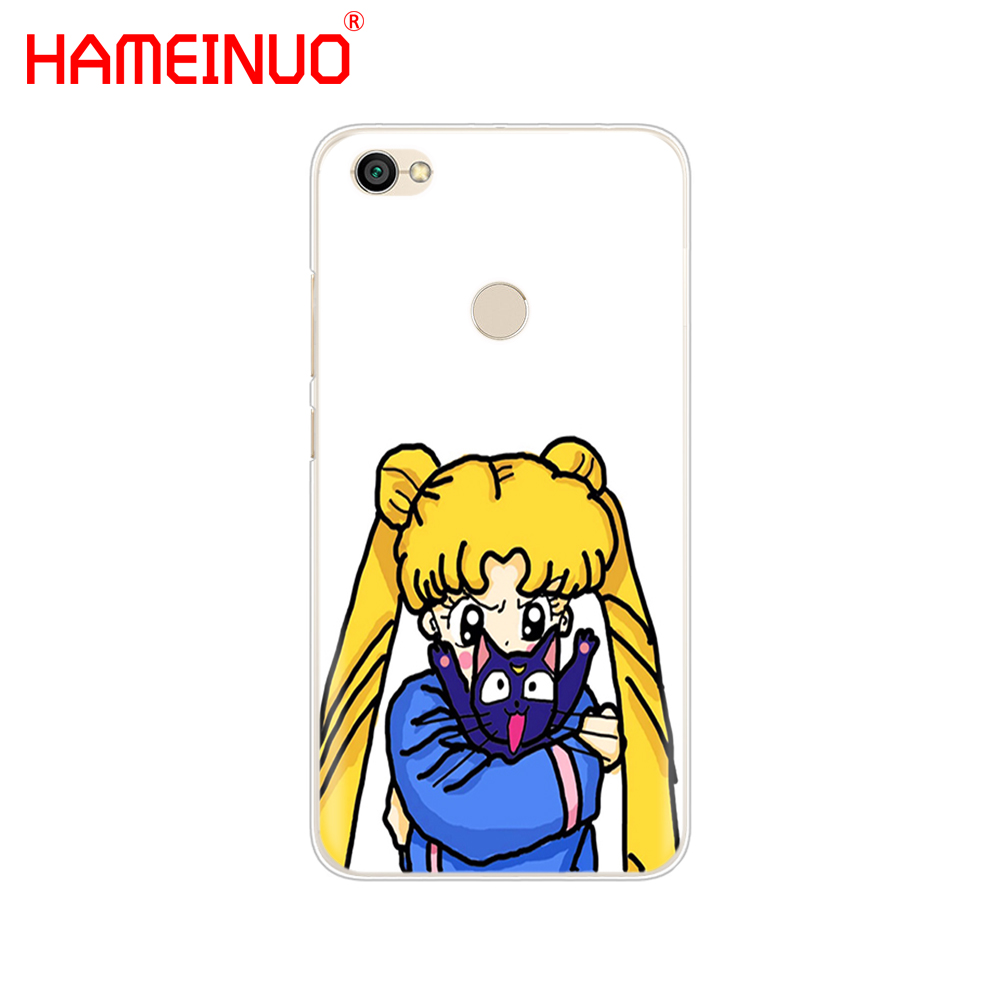 Phone Bags & Cases Half-wrapped Case Hameinuo Sailor Moon Girls Cover Phone Case For Xiaomi Redmi 5 4 1 1s 2 3 3s Pro Plus Redmi Note 4 4x 4a 5a Outstanding Features