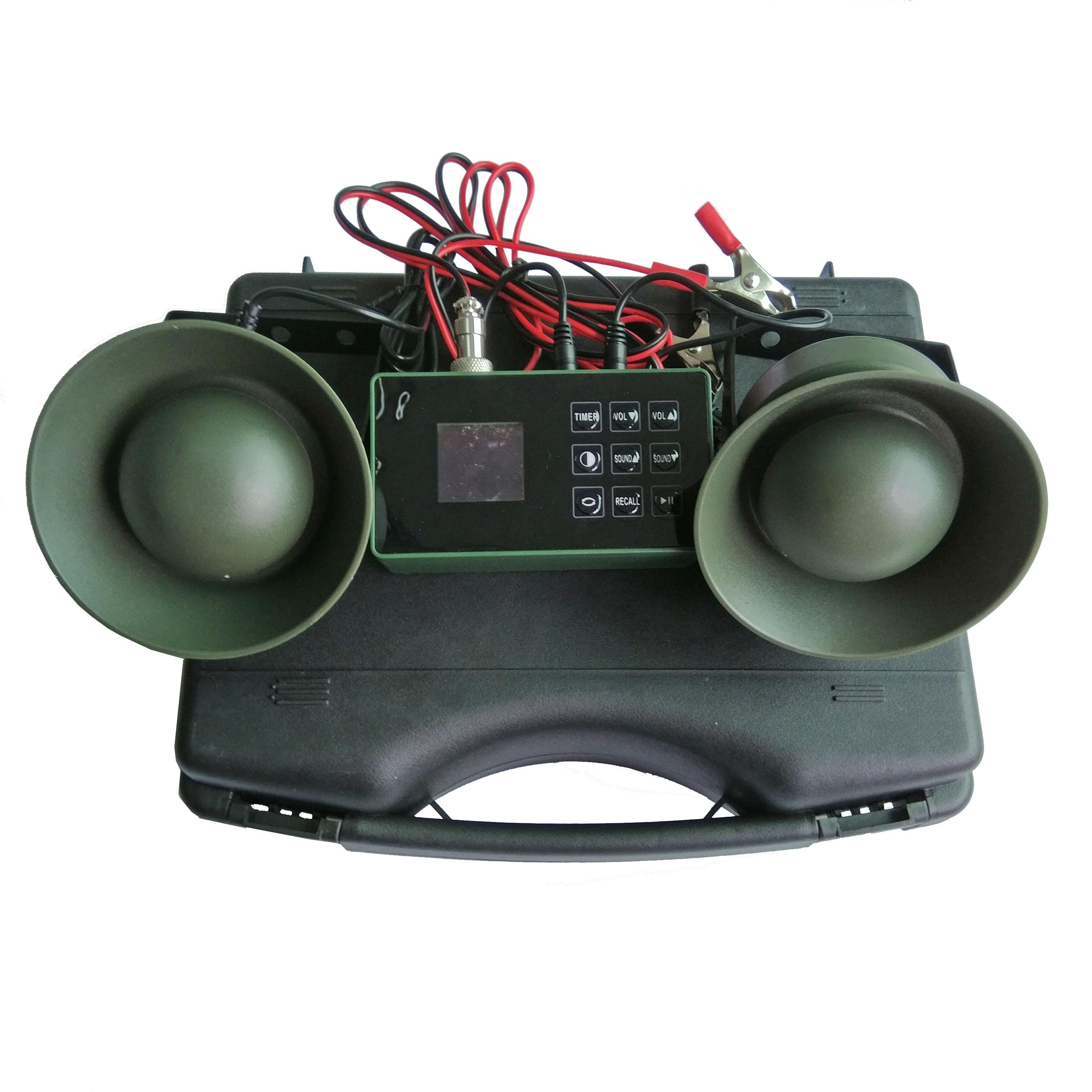 PDDHKK водонепроницаемый 182 звуков с охотничьим Mp3 Птица звонящий из двери электрический Охотничий Манок 35 Вт/50 Вт 2 таймера играющий громкогов