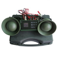 PDDHKK Waterproof 182 Sounds With HuntingMp3BirdCaller Out Door Electric Hunting Decoy 35W/50W 2 Timer Playing Loudspeaker