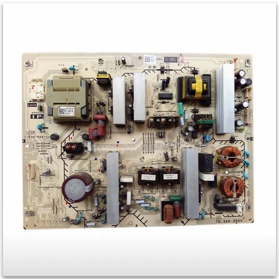 Original KDL-46V5500 46W5500 46V530 power supply board 1-878-599-11 100% test good board original kdl 55w800a power supply board 1 888 356 11 1 888 356 31 aps 342 b