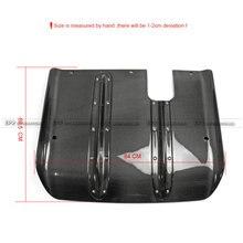 Fibra De carbono Difusor Traseiro Do Carro Styling Acessórios Para R35 GTR Estilo LB