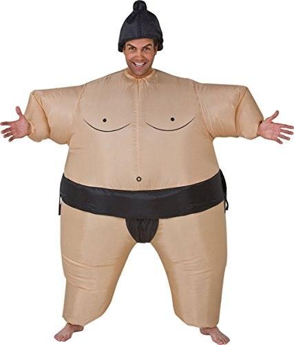 Costumes de sumo gonflables en continu pour adultesCostumes de sumo gonflables en continu pour adultes