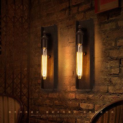 Loft Style Edison Wall Sconce Industrial Vintage Wall Light Fixtures For Home Lighting Retro Wall Lamps Lampara Pared glass wooden arm retro vintage wall lamp led edison style loft industrial wall light sconce home lighting appliques pared