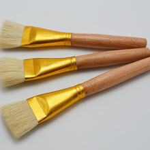 Pen Oil-Painting-Brush Watercolor Children Art-Supplies Drawing-Material DIY Short Wool