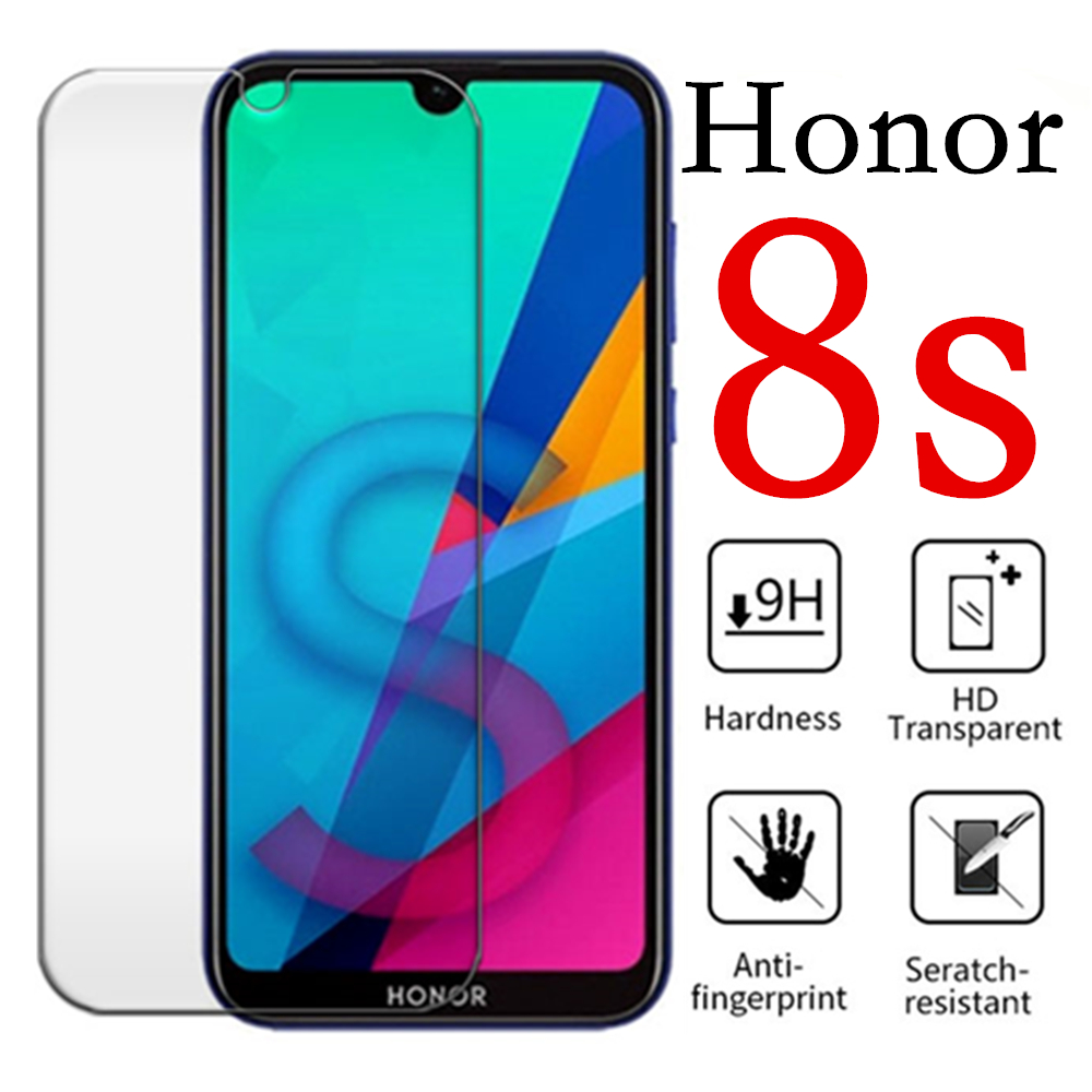 Honor 8s Protective Glass On The For Huawei Honer 8s Screen Protector 8 S S8 Tempered Glas Huawey Huawai Honor8s Safety 9h Film