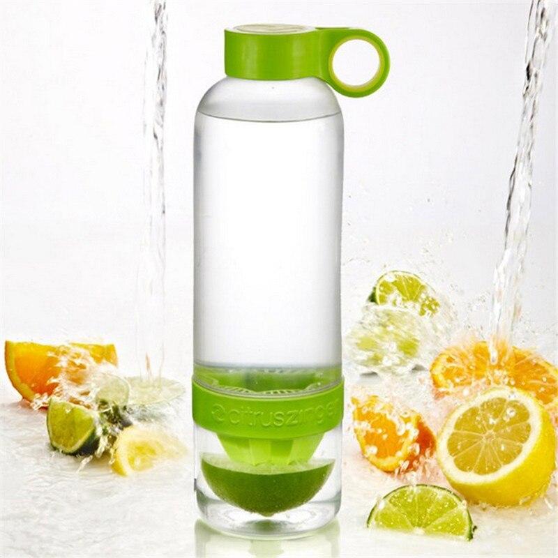my christmas water bottle fruit infuser lemon juice water bottle health bpa free detox water. Black Bedroom Furniture Sets. Home Design Ideas