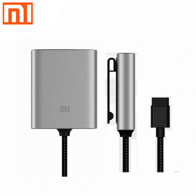 Original Xiaomi Car Charger QC3.0 Version Extended Accessory         Xiaomi QC3.0 Quick car charger For smartphone Dual USB