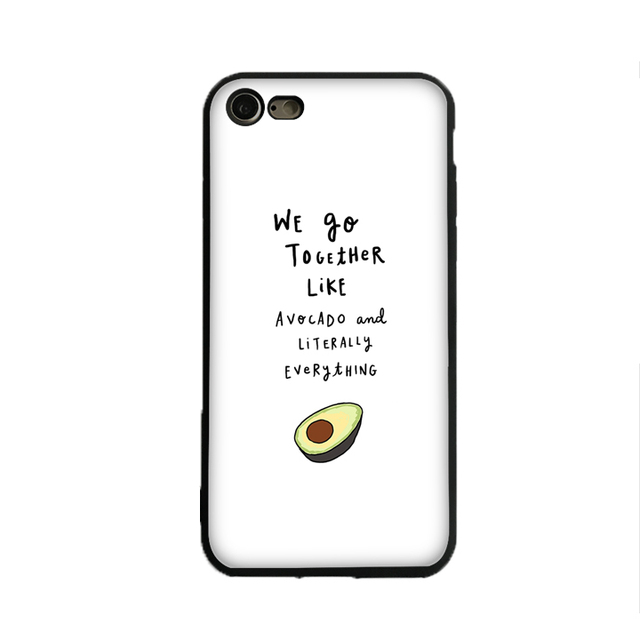 avocado phone case iphone 8