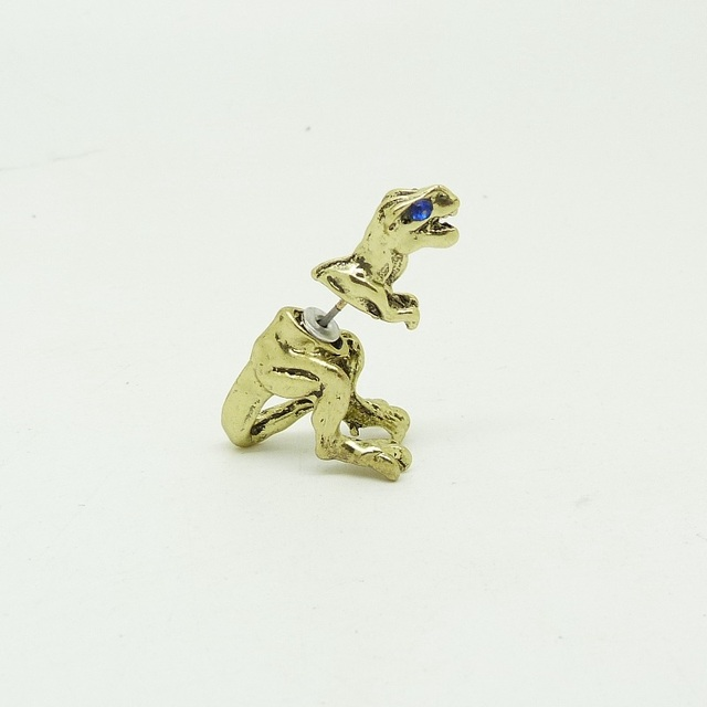 Cute Dinosaur T-Rex Earrings For Women