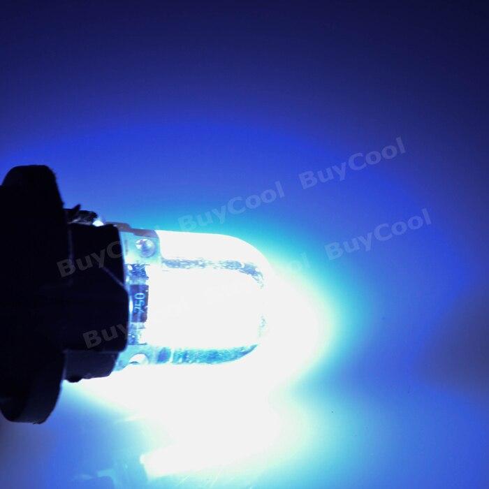 Tomall T10 194 192 3W Car LED Clearance Lights / Dome Light / Air Light / Reading Light Orange Silica Gel SMD 12V DC
