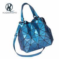 Femmes Sac Bao sacs pour femmes 2019 nouveau géométrique Sac de plage mode épaule bandoulière sacs Bolsa Feminina Sac A Main pochette
