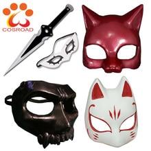 Cosroad Persona 5 Joker Eye Mask Anne Takamaki Panther Mask