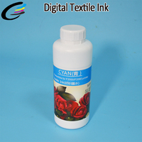 DTG Water Based Digital Textile Pigment Ink For Printing On Cotton T Shirt