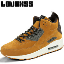 LOVEXSS Mens Winter Running Shoes Man Brand lovers Sport Shoes For Women Outdoor Athletic Jogging Walking Women's Sneakers