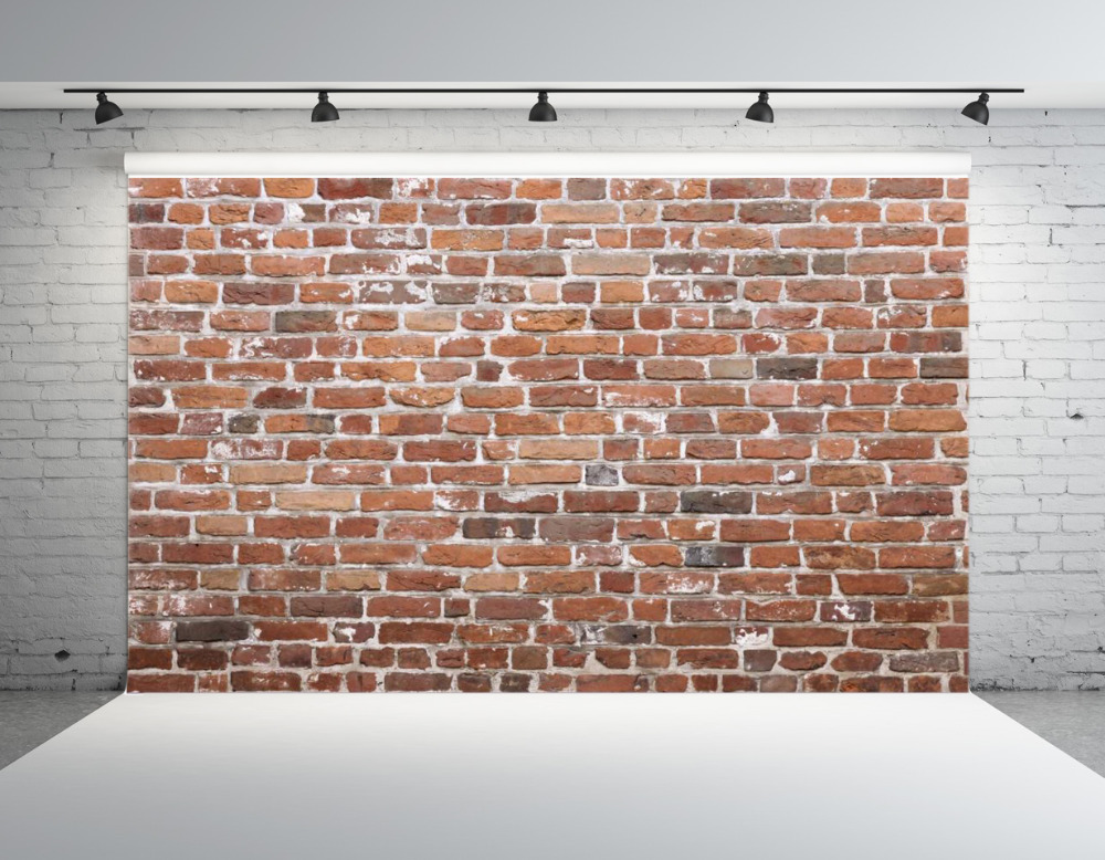 SHANNY Vinyl Custom Photography Backdrops Brick wall theme Photo Studio Props horizontal Photography Background BRW-12 shanny new year backdrop vinyl custom photography backdrops prop photo studio background xn281