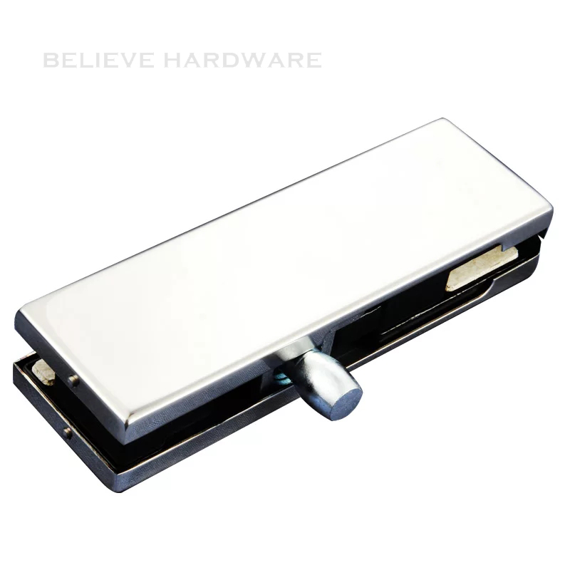 Glass Top Clamp Made of 304 Stainless Steel Patch Fitting For Glass Door HC-3130D swords of glass
