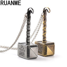 Fashion jewelry charm sweater necklace avengers alliance quake alloy popular pendant necklace jewelry sell like hot cakes