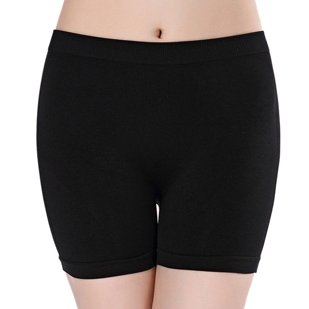 Women   Leggings   Pants Seamless slip inside basic skirt thin Panties Seamless Anti Emptied Boyshorts Pants Dress   leggings   Pants