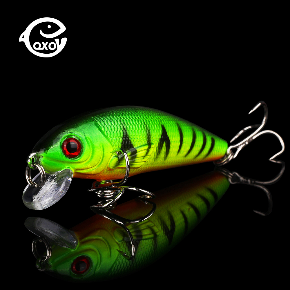 QXO 9g 7.5cm Minnow Fishing Ice Lures Metal Winter Hard Goods For Fishing Duck Shrimp Shad Pva Tungsten Jigs Savage Gear Trout