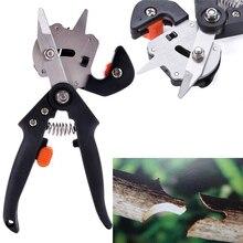 Fruit Tree Garden Tools Tree Pruner Shears Scissor Grafting Cutting Tool + 2 Blade Garden Set Cutting Kit TH4