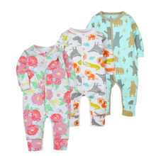 Orangemom 2019 new Baby clothes 100% cotton body ba