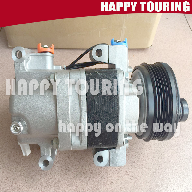 Automobiles & Motorcycles Air-conditioning Installation For Mazda Air Conditioning Compressor For Mazda 3 Bk Axela Saloon Bk 2.0 Lf17 H12a1ah4fx H12a1ah4dx H12a1aj4ex Bp4s61k00