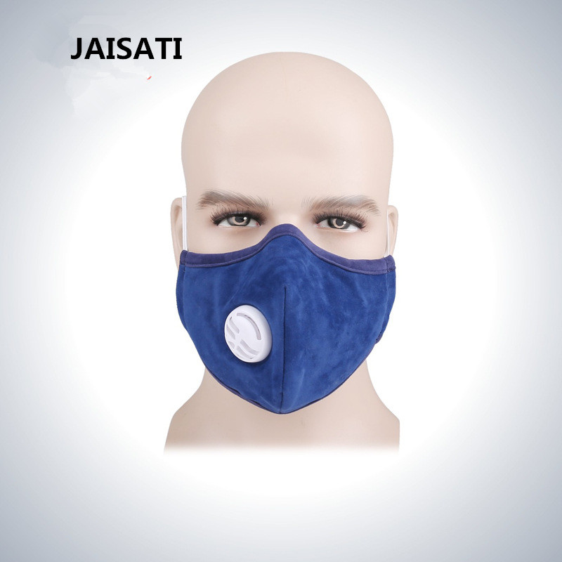 JAISATI Outdoor dust mask ear hanging half face mask anti fog haze PM2.5 mask jaisati gas mask for paint 7suits dust filter spray half face mask anti fog haze masks pesticide formaldehyde particles