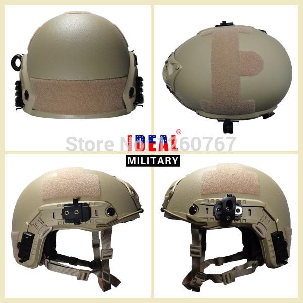 Военная тактическая идеальным быстрый Proofbullet шлемы Новый быстрый режим kevla армейских касок Тан нам нию ІІІА стандарта