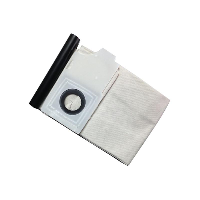 1 piece Vacuum Cleaner Reuse Bag Washable Cloth Bags for karcher CV30/1 CV38/2 CV48/2 Vacuum Cleaner Parts Accessories цены
