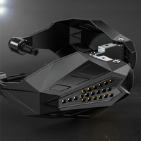 Motorcycle Accessories handlebar For honda grom msx125 varadero xl1000 cafe racer bmw honda zoomer bmw r1200r For yamaha mt07