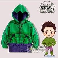 Garçons le Avengers Enfants Veste Enfants de Manteau Super Hero Captain America Survêtement Extérieure Manteau Garçons Enfants Vêtements