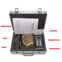 HM 6580 Digital Hardness Tester Portable metal hardness tester Split metal tester measuring instrument Digital Leeb Hardness