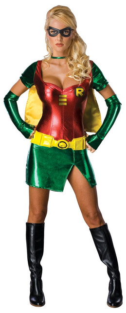 Sexy batman and robin costumes