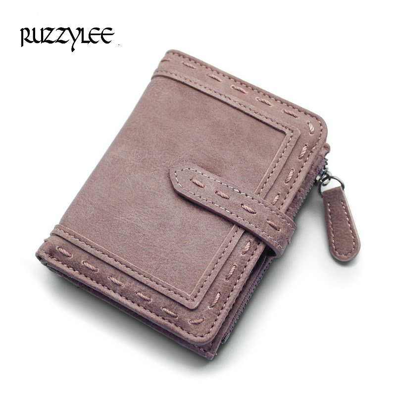 Fashion Women Wallet Lady Small PU Leather Coin Wallets Mini Size Women Purse Brand Designed Female Short Purse Wallet For Girl dollar price women cute cat small wallet zipper wallet brand designed pu leather women coin purse female wallet card holder