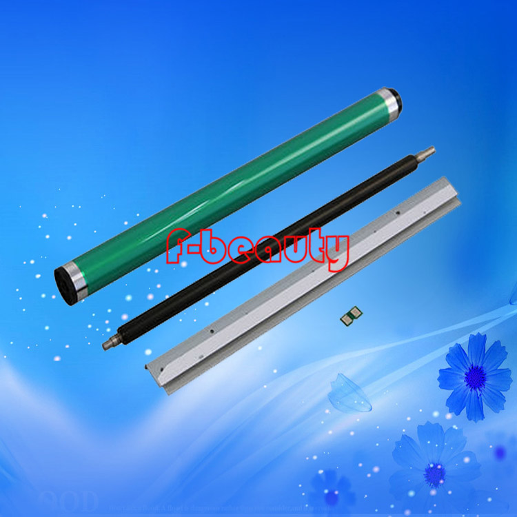 High Quality Color Drum Unit OPC Drum Compatible For Canon iRADV C5030 5045 Drum Cleaning Blade Charging Roller (60000pages)