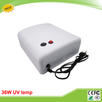 36 W UV glue secador de DIODO EMISSOR de luz para a reparação celular tela lâmpada UV/luz com 4 pcs 9 W 365nm lâmpada H4279 luz