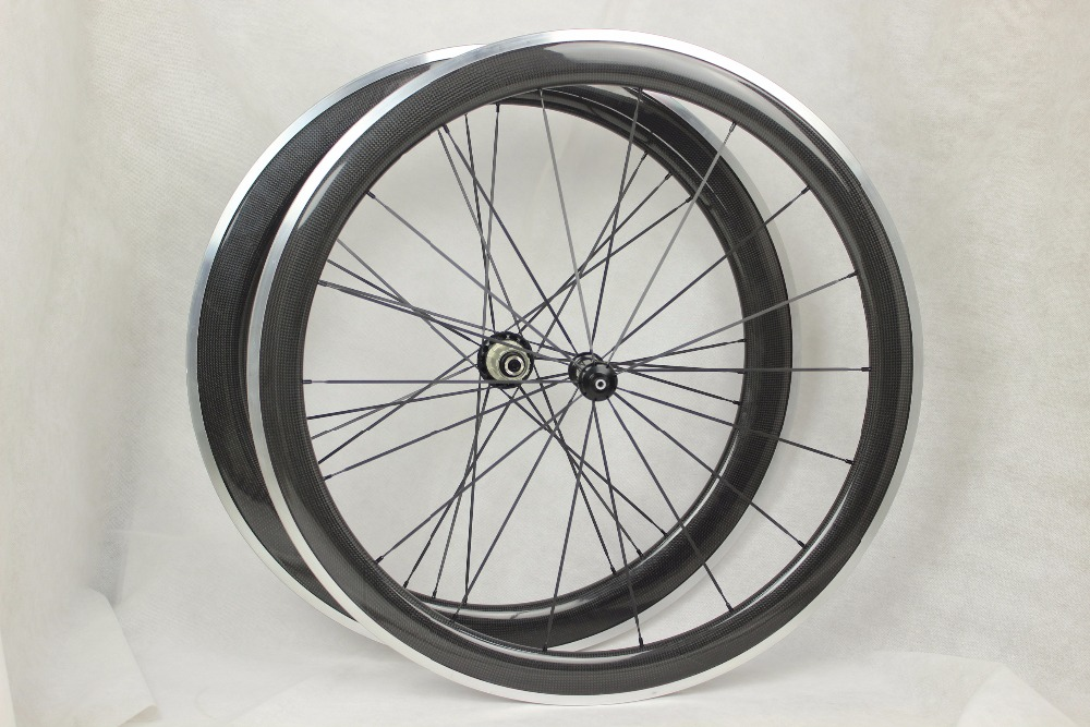 50*23 mm alloy carbon wheelset aluminum carbon fiber road bike wheels цепочка