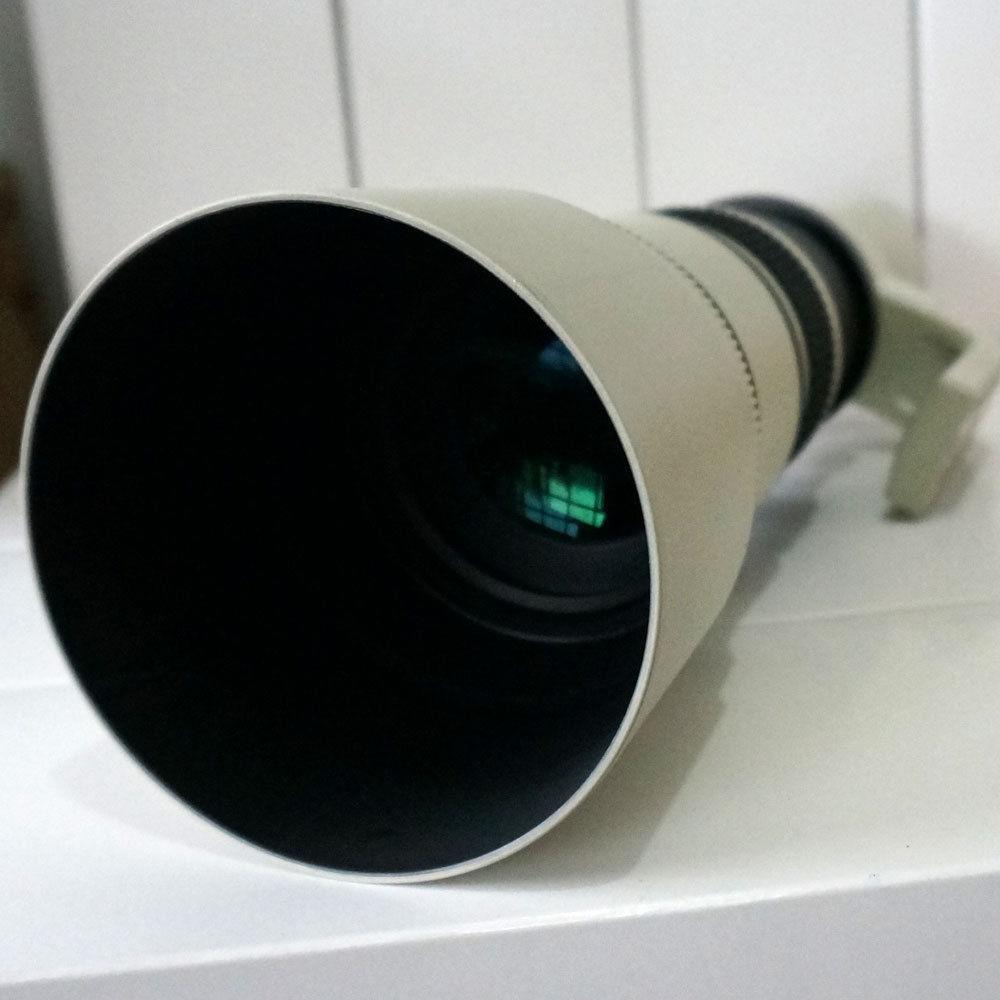 500 mm f / 6,3 telefoto fikseeritud esiklaas + tasuta T2 adapter - Kaamera ja foto - Foto 3