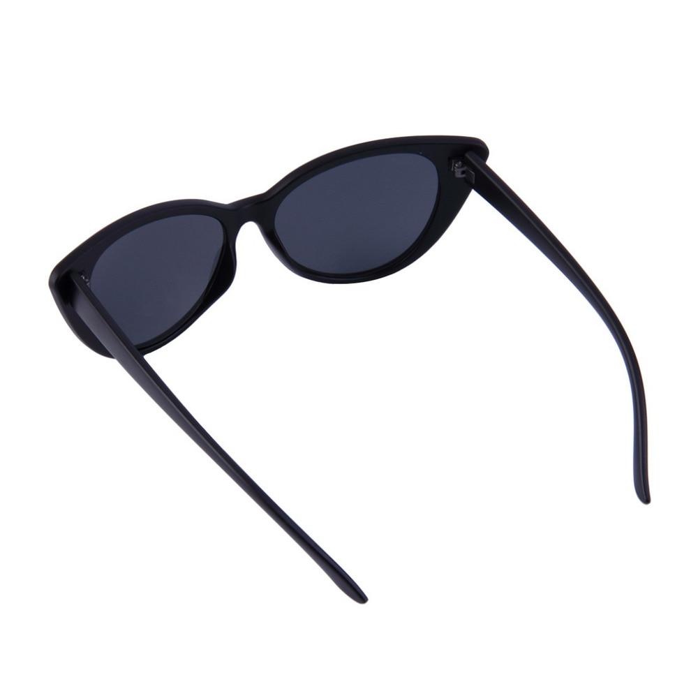 bde65a7dabe90 2018 Summer Fashion Women Ladies Cat s Eye Retro Vintage Style Rockabilly  Sunglasses Eye Glasses Male Eyewear Accessories-in Sunglasses from Apparel  ...