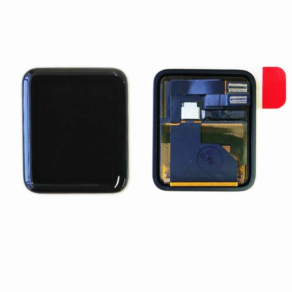 Pour Apple Watch série 1 LCD affichage écran tactile numériseur 38mm/42mm psorila remplacement pour Apple Watch LCD + verre trempé