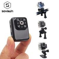 Sovawin Waterproof Camcorder Mini Camera Full HD 1080p Sport DV DVR Video Recorder Night Vision Motion