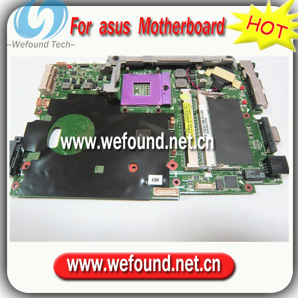 ФОТО 100% Working Laptop Motherboard for asus K40IN k50IN Series Mainboard,System Board