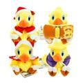 Аниме Final Fantasy VII Chocobo Плюшевые куклы Мягкая Мягкая игрушка Плюшевые каваи Милый чучела Животных игрушки для детей подарки 15 см