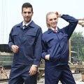 ENVÍO GRATIS Juego de Coat + Pants de manga larga uniforme de servicio automotriz coche belleza servicio técnico uniforme