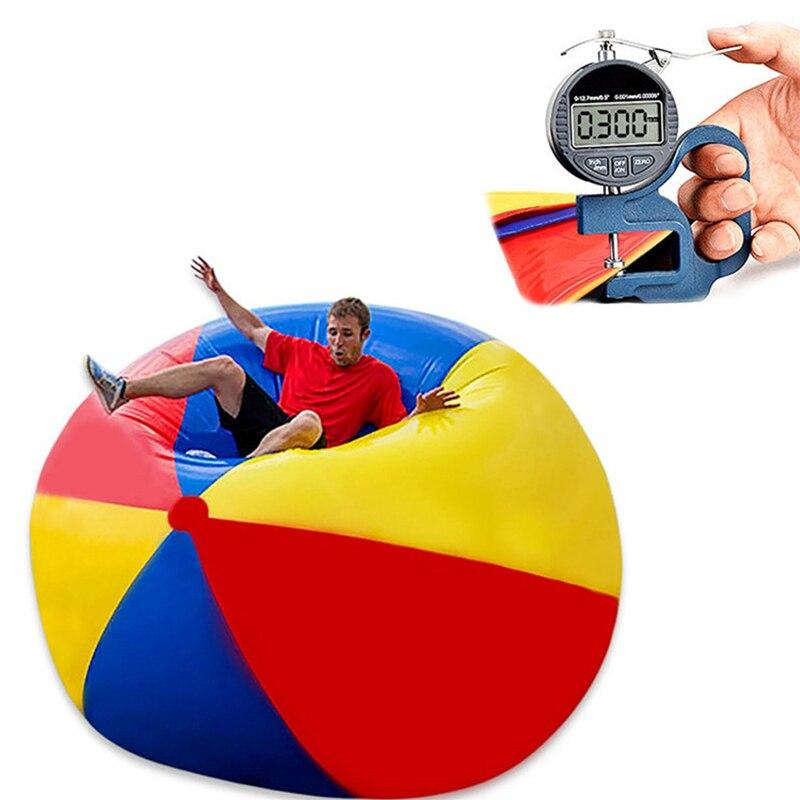79 ''Ballons de plage Gonflables Jumbo Ballon de Plage En Plastique Balles de Plage Plage Piscine Parties D'été Jeux D'eau Amusants Pour Enfants Adultes